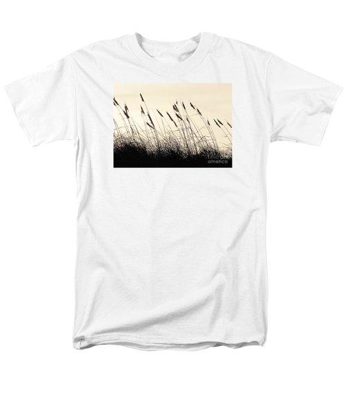 Seaside Oats Men's T-Shirt  (Regular Fit) by Joy Hardee