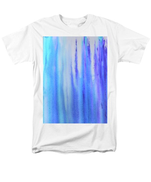 See Blue Sea Men's T-Shirt  (Regular Fit) by Cyrionna The Cyerial Artist