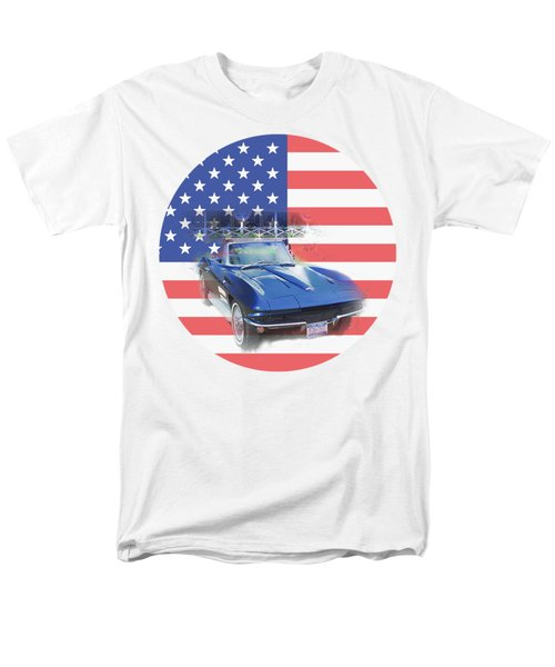 See The Usa Men's T-Shirt  (Regular Fit)