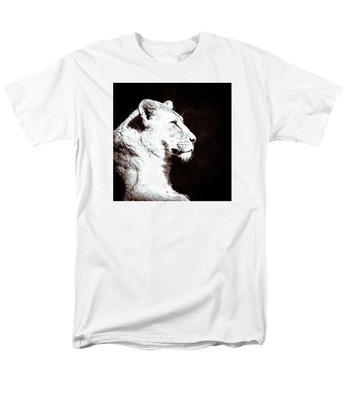Men's T-Shirt  (Regular Fit) featuring the photograph Seeing Double II by Wade Brooks