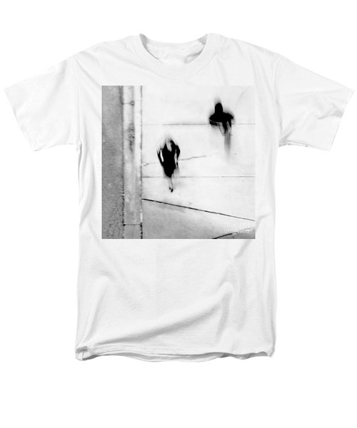 Self-protection - If You Look Me In The Eye Will You See Me Men's T-Shirt  (Regular Fit) by Dana DiPasquale