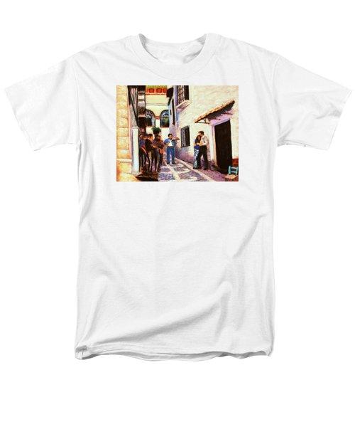 Seranade Men's T-Shirt  (Regular Fit)