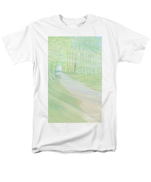 Serenity Men's T-Shirt  (Regular Fit) by Joanne Perkins