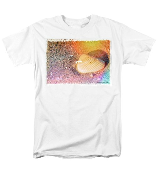 Men's T-Shirt  (Regular Fit) featuring the photograph Shelling Out by Marvin Spates