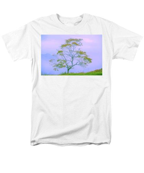 Shepherd Of The Valley Men's T-Shirt  (Regular Fit) by Az Jackson
