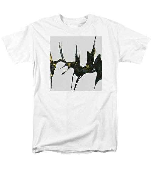 Men's T-Shirt  (Regular Fit) featuring the painting Shift by Mary Sullivan