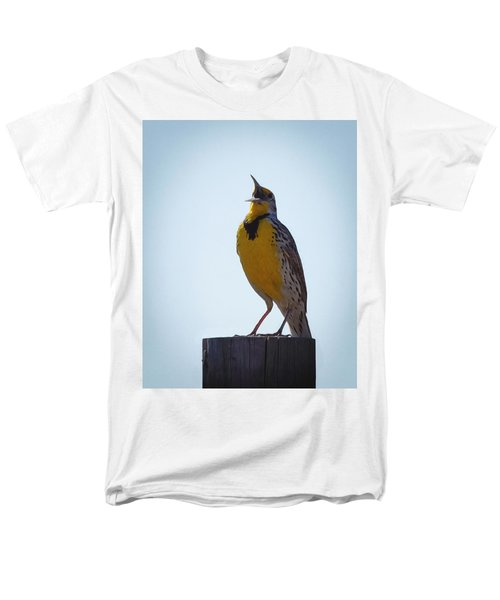 Sing Me A Song Men's T-Shirt  (Regular Fit)