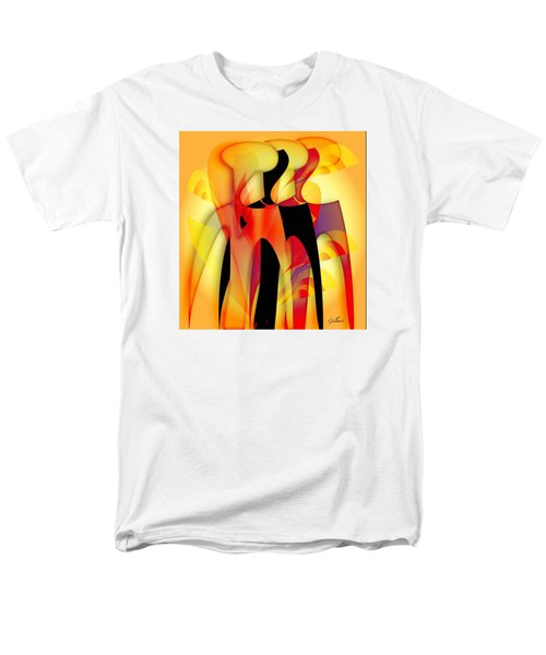 Sisters 4 Men's T-Shirt  (Regular Fit) by Iris Gelbart