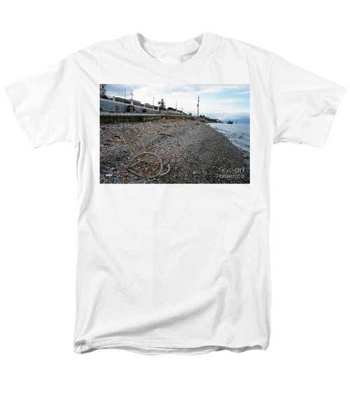 Sit Back And Enjoy The Sea Men's T-Shirt  (Regular Fit) by Ana Mireles