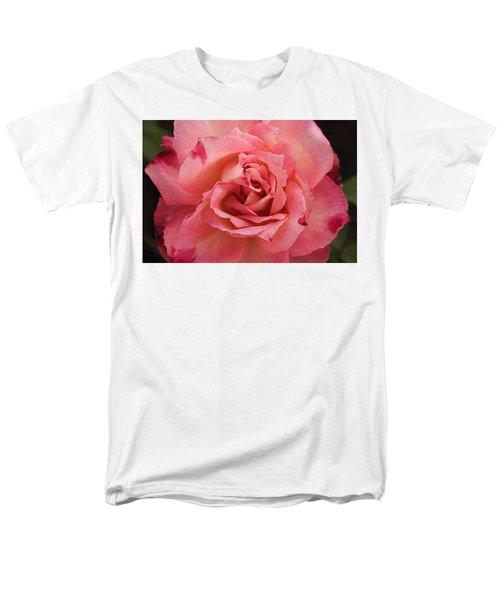 Skc 4942 The Pink Harmony Men's T-Shirt  (Regular Fit) by Sunil Kapadia