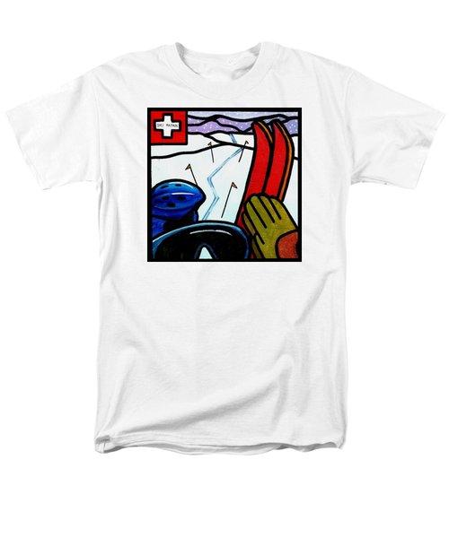 Ski Patrol Men's T-Shirt  (Regular Fit)