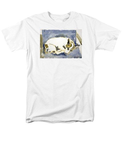 Sleeping Dog Men's T-Shirt  (Regular Fit)