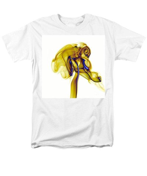 Men's T-Shirt  (Regular Fit) featuring the photograph smoke VIII c by Joerg Lingnau