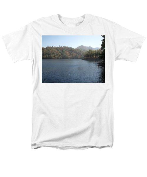 Smokies 14 Men's T-Shirt  (Regular Fit) by Val Oconnor