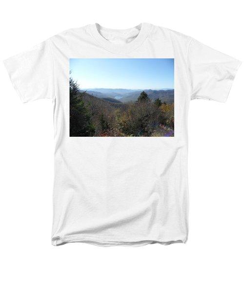 Smokies 16 Men's T-Shirt  (Regular Fit) by Val Oconnor