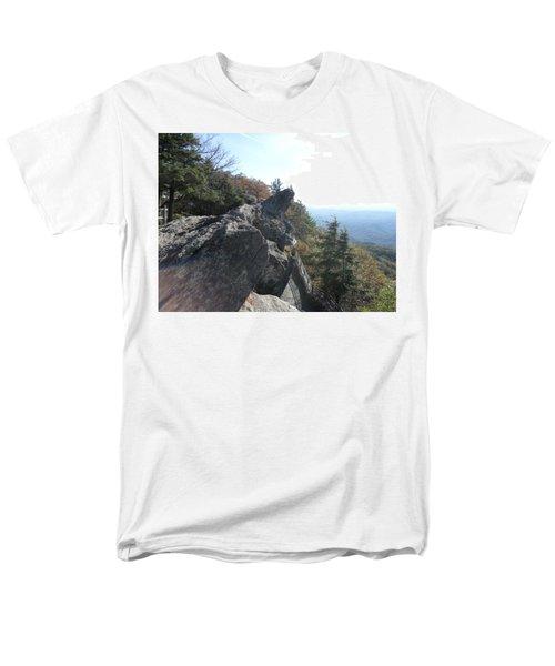 Smokies 18 Men's T-Shirt  (Regular Fit) by Val Oconnor