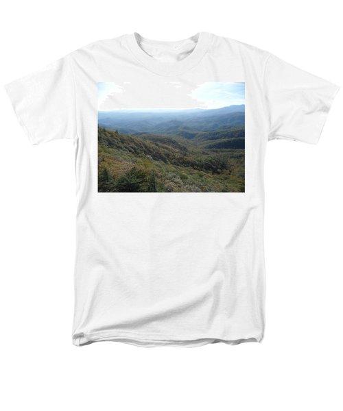 Smokies 20 Men's T-Shirt  (Regular Fit) by Val Oconnor