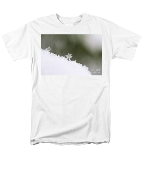 Snowflake Men's T-Shirt  (Regular Fit) by Victor K