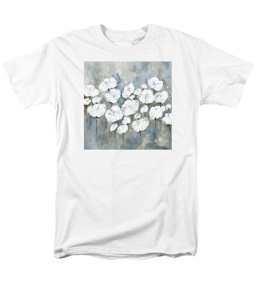 Snowy Mississippi Summer Men's T-Shirt  (Regular Fit) by Kirsten Reed