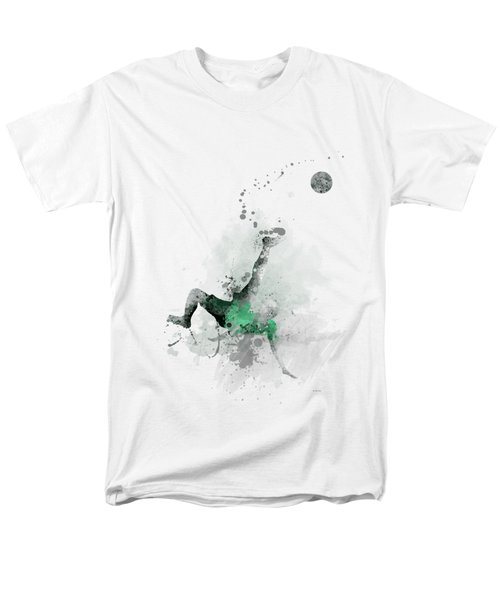 Soccer Player Men's T-Shirt  (Regular Fit)