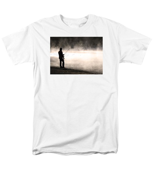 Solitude Men's T-Shirt  (Regular Fit) by Stephen Flint