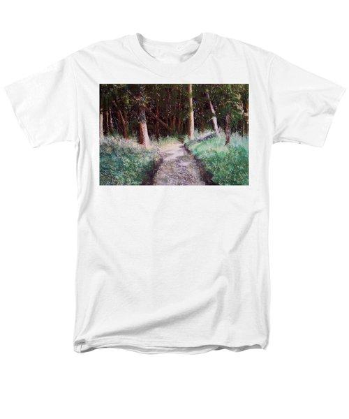 Solveigs Journey Men's T-Shirt  (Regular Fit) by Marika Evanson