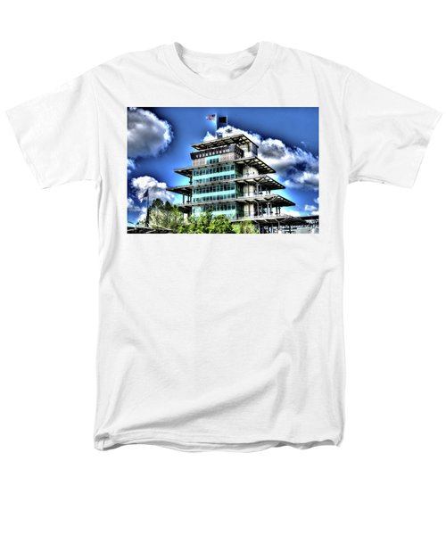 Some Cloudy Day Men's T-Shirt  (Regular Fit) by Josh Williams