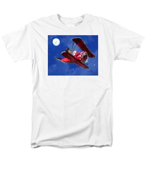 Special Delivery For Grandma Men's T-Shirt  (Regular Fit) by Colleen Taylor