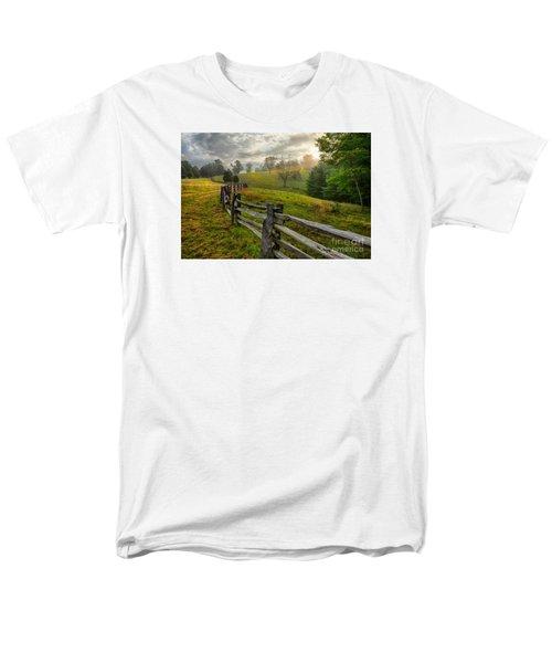 Splash Of Morning Light Men's T-Shirt  (Regular Fit) by Dan Carmichael