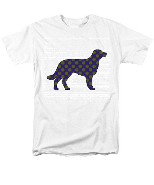 Spot Men's T-Shirt  (Regular Fit) by Now