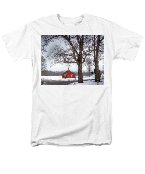 Spot Of Color Men's T-Shirt  (Regular Fit) by Betsy Zimmerli