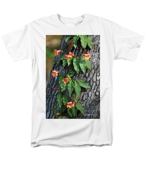 Men's T-Shirt  (Regular Fit) featuring the photograph Vinery by Skip Willits