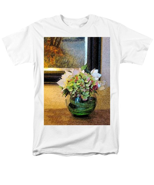 Springtime Delight 1 Men's T-Shirt  (Regular Fit) by Cedric Hampton