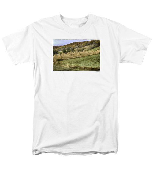 Stacked Men's T-Shirt  (Regular Fit) by R Thomas Berner