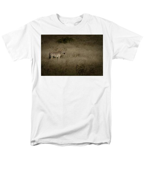 Standing In The Light Men's T-Shirt  (Regular Fit) by Roger Mullenhour