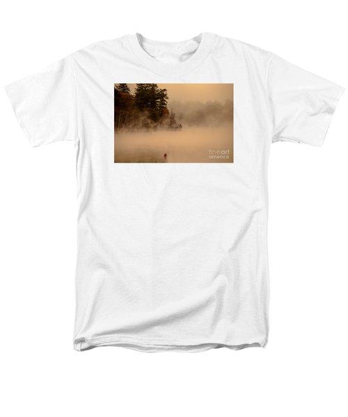 Stillness Of Autumn Men's T-Shirt  (Regular Fit) by Sherman Perry
