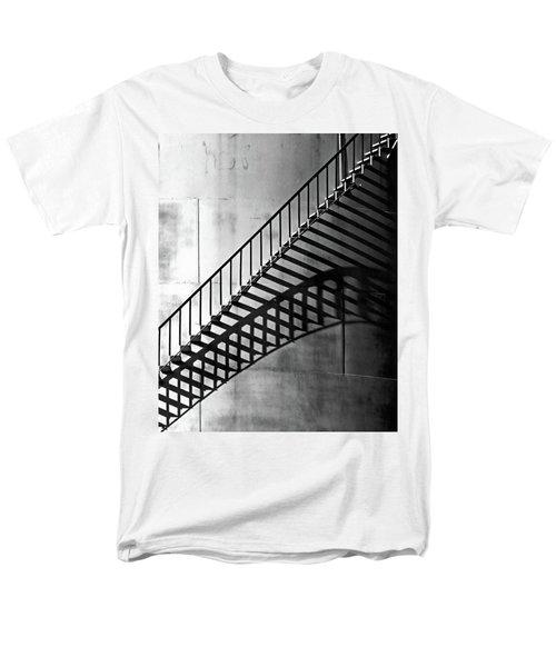Storage Stairway Men's T-Shirt  (Regular Fit) by Christopher McKenzie