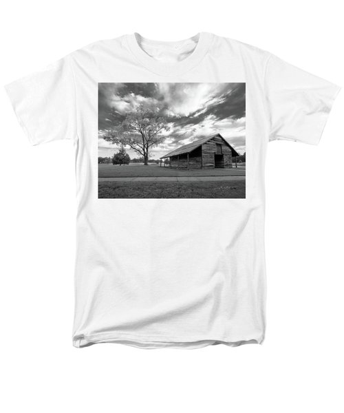 Men's T-Shirt  (Regular Fit) featuring the photograph Stormy Weather by George Randy Bass