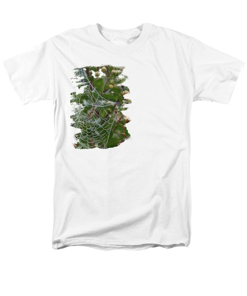 String Of Pearls Men's T-Shirt  (Regular Fit)