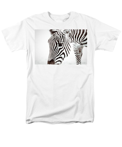 Men's T-Shirt  (Regular Fit) featuring the photograph Striped by Wade Brooks
