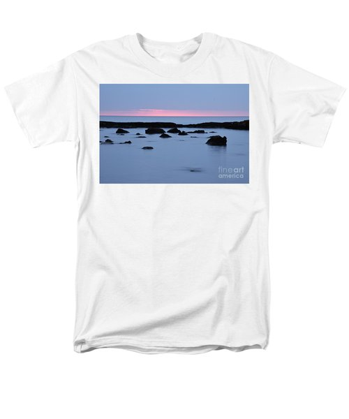Men's T-Shirt  (Regular Fit) featuring the photograph Subtle Sunrise by Larry Ricker