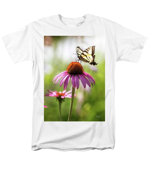 Men's T-Shirt  (Regular Fit) featuring the photograph Summer Colors by Everet Regal
