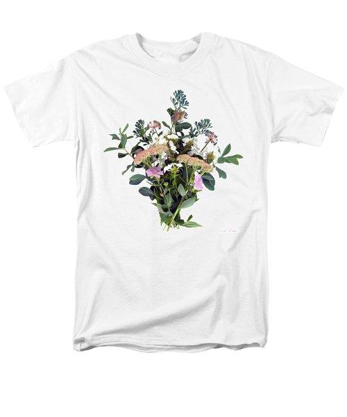 Summer Perrenials Men's T-Shirt  (Regular Fit) by Lise Winne