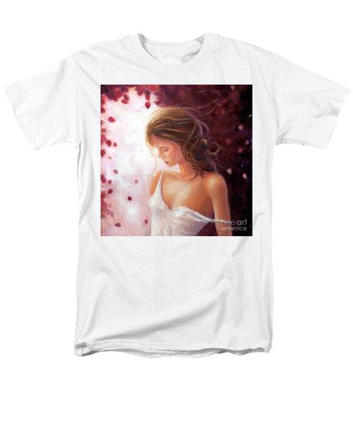 Summer Rose Men's T-Shirt  (Regular Fit) by Michael Rock