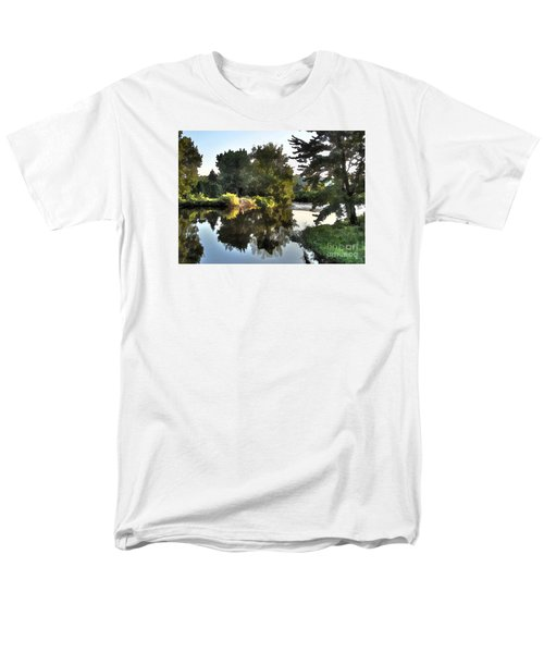 Men's T-Shirt  (Regular Fit) featuring the photograph Summer Still by Betsy Zimmerli