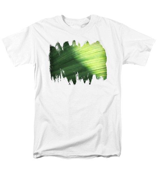 Sunlit Palm Men's T-Shirt  (Regular Fit) by Anita Faye