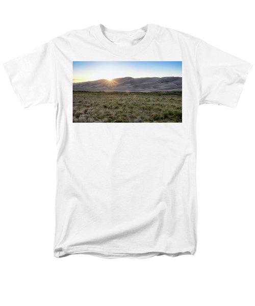 Sunset On The Dunes Men's T-Shirt  (Regular Fit) by Monte Stevens