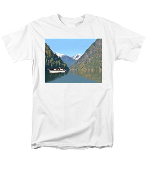 Sunshine Coast Cruising Men's T-Shirt  (Regular Fit) by Jack Pumphrey