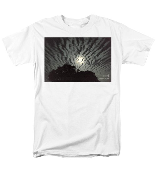 Super Moon Men's T-Shirt  (Regular Fit) by Irma BACKELANT GALLERIES