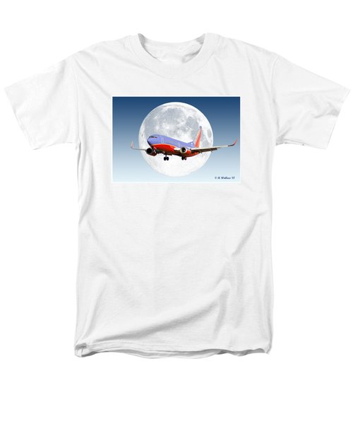 Sw Moon Men's T-Shirt  (Regular Fit) by Brian Wallace